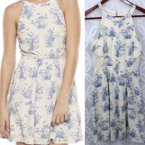 LC Lauren Conrad Disney Cinderella Floral Dress